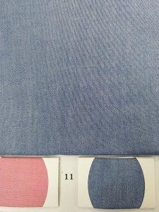 ผ้าอ๊อกฟอร์ด สีนำ้เงิน