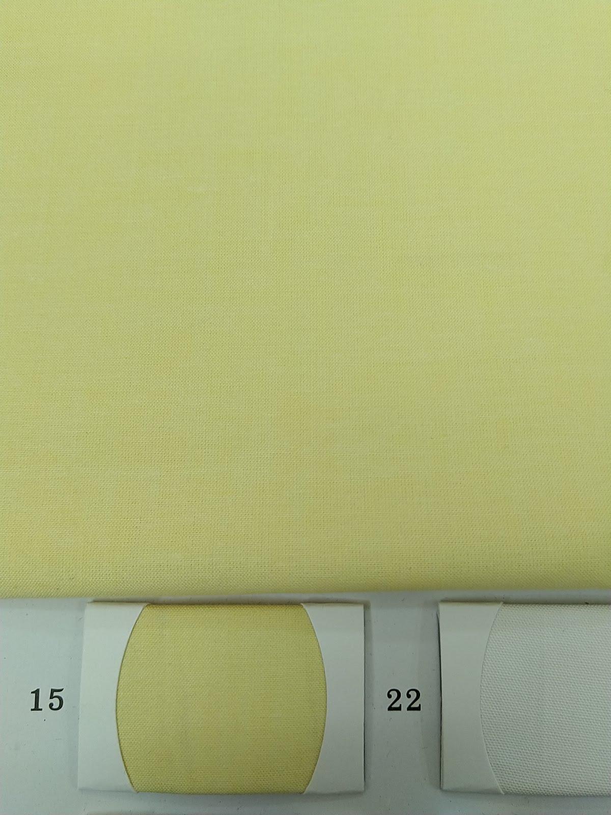 Yellow Chambray