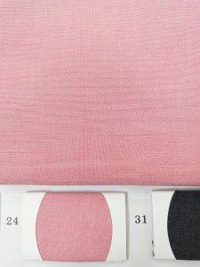 ผ้าแชมเบรย์สีชมพู