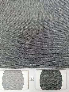 Pure Cotton two tone chambray fabric