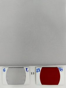 Light grey color fabric for Shirts