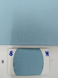 Blue Color fabric for shirts
