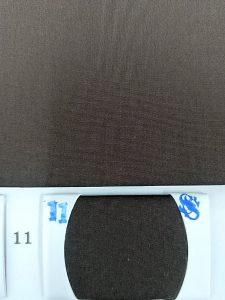 Pure Cotton Dark Brown color fabric