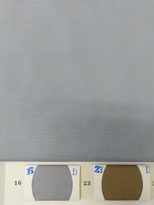 Grey color fabric for Men's shirts