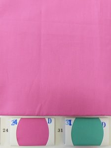 Pink color fabric