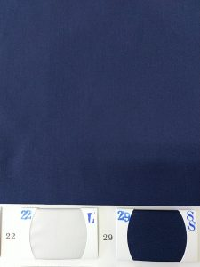 Royal Blue color fabric for Shirts