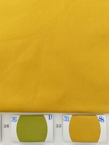 Mustard Yellow Color shirt fabric