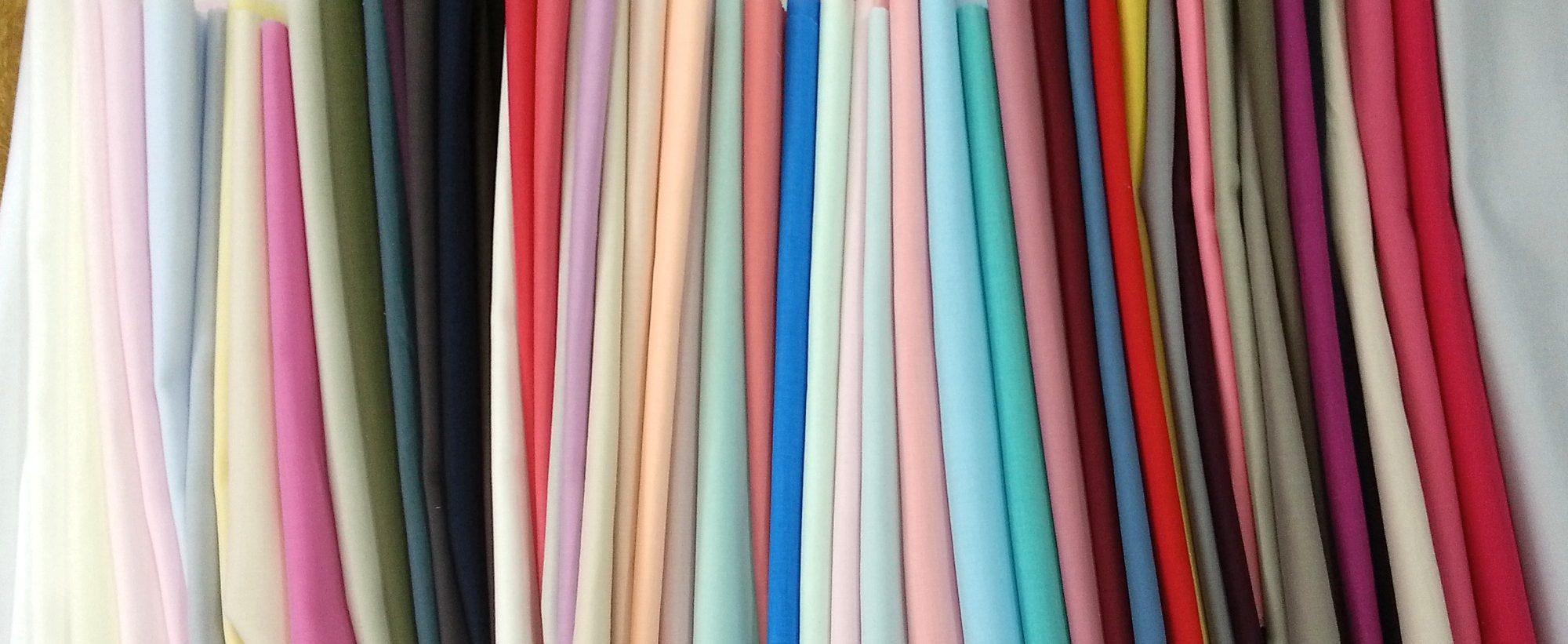 Cotton Muslin woven fabric, ready goods