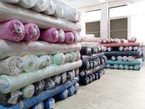 Oeko Text Woven Cotton Muslin Fabric
