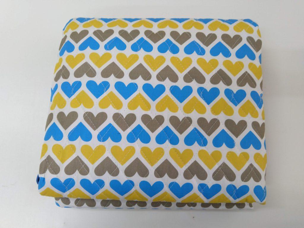 Washable cotton quilt